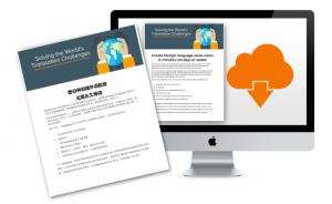 cloud based translation software for documents