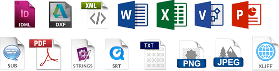 Pairaphrase File Formats for Translation