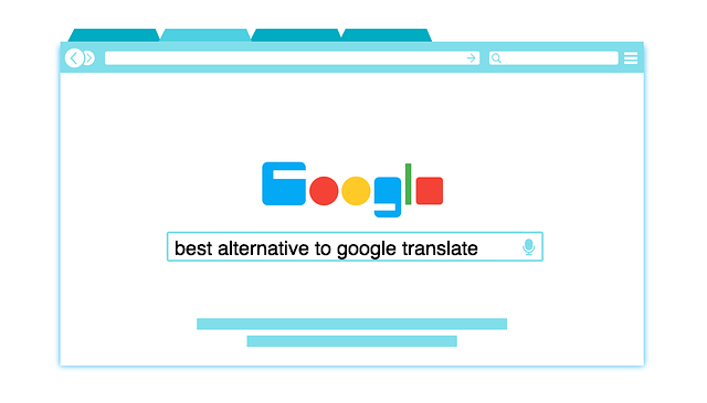 alternative to google translate