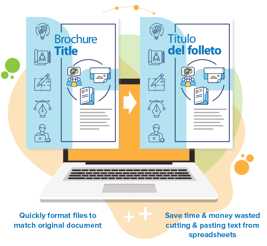 document language translation software